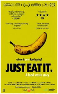 Just Eat It. Showing at April's Awareness Film Night.