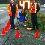 Slow down in Sooke