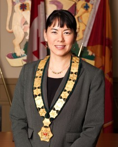 Mayor Maja Tait, District of Sooke