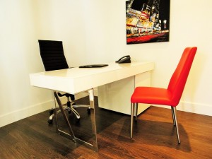 The available office space, that could have your name on it.