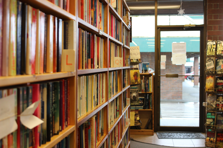 Used Bookstore Business Plan