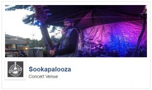 10th annual Sookapalooza is coming to to town.