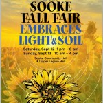 Sooke Fall Fair entry form and catalogue are now available
