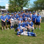 Sooke Storm won the bronze at the 2015 westerns