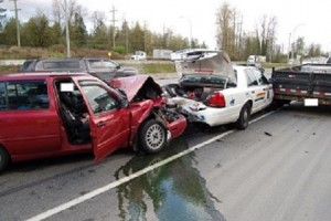 Picture courtesy of Port Mann Traffic Services - March 2015