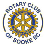 Rotary Club of Sooke logo