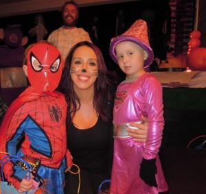 Click the photo to go directly to the campaign. Photo is of Hannah's magical Halloween celebration in Sunriver, November 3, 2015. -SPN photo