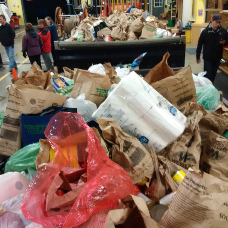 Fire and Food Bank