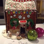 GingerBread House SecondPlace