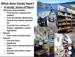 4. What does Sooke have