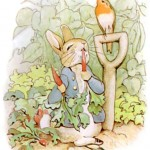 """""""PeterRabbit8"""" by Beatrix Potter - Wikisource ebook of The Tale of Peter Rabbit. Licensed under Public Domain via Commons - https://commons.wikimedia.org/wiki/File:PeterRabbit8.jpg#/media/File:PeterRabbit8.jpg"""