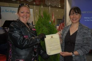 Motorcycle Safety Awareness month proclamation