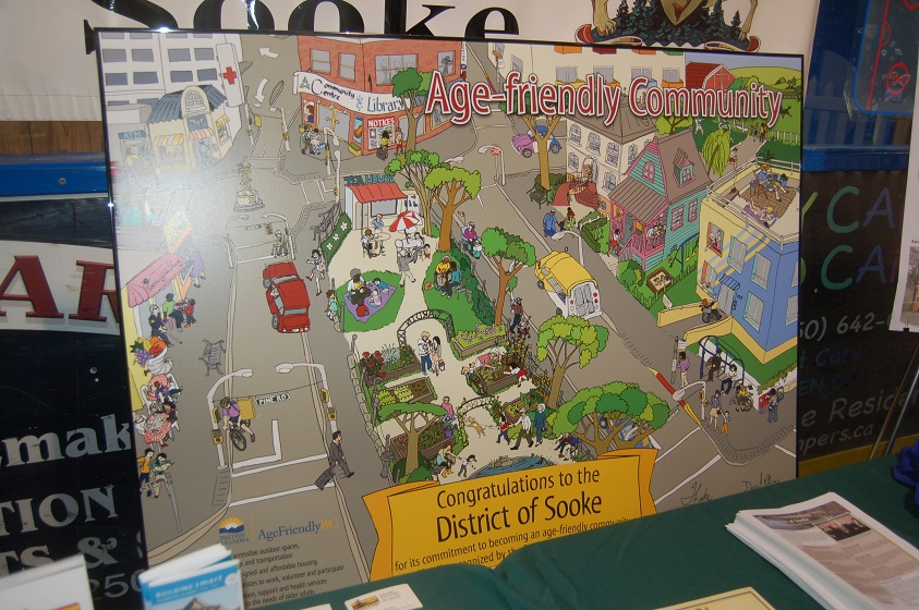 Visions of Sooke at the Rotary