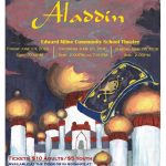 Aladdin Poster Sooke Youth Choir