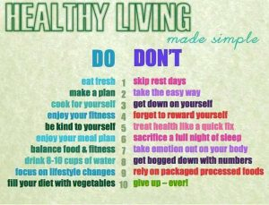 Healthy living made simple - Healthstyle FB page