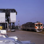 Flickr photo from Rob, Johnson Street Bridge and E-N Railcar, Victoria, BC, 1968, Public Domain Mark 1.0, from https://www.flickr.com/photos/45379817@N08/7710941560