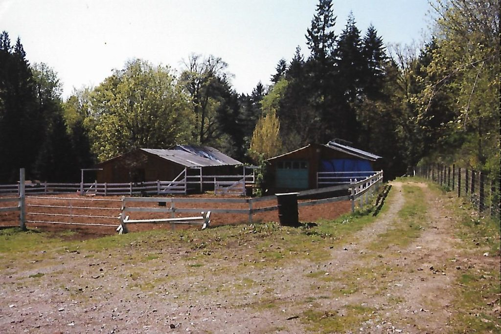 5536 Sooke Rd as it used to be. Submitted by Ellen Lewers