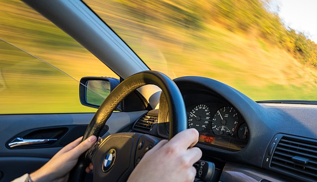 By Falcon® Photography from France - BMW steering wheel, CC BY-SA 2.0, https://commons.wikimedia.org/w/index.php?curid=61456381