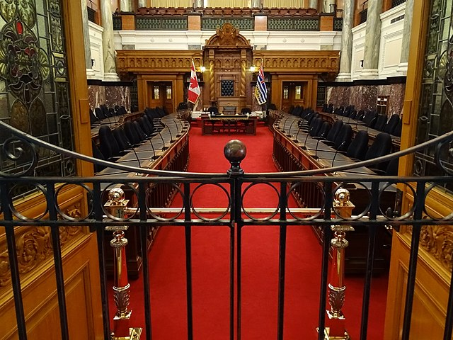 By Adam Jones from Kelowna, BC, Canada - Legislative Assembly - Parliament Buildings - Victoria - BC - Canada - 02, CC BY-SA 2.0, https://commons.wikimedia.org/w/index.php?curid=64210966