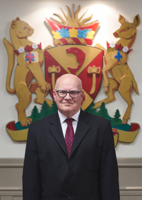Councillor Jeff Bateman