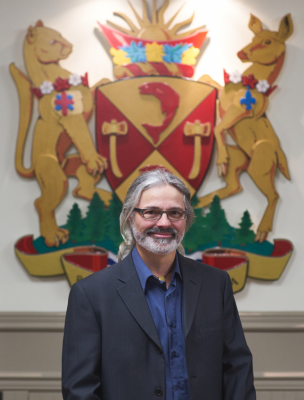 Councillor Tony St-Pierre
