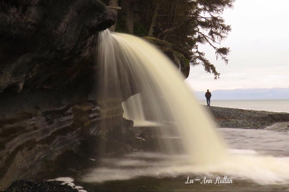 Falls, from Lee-Ann Ruttan
