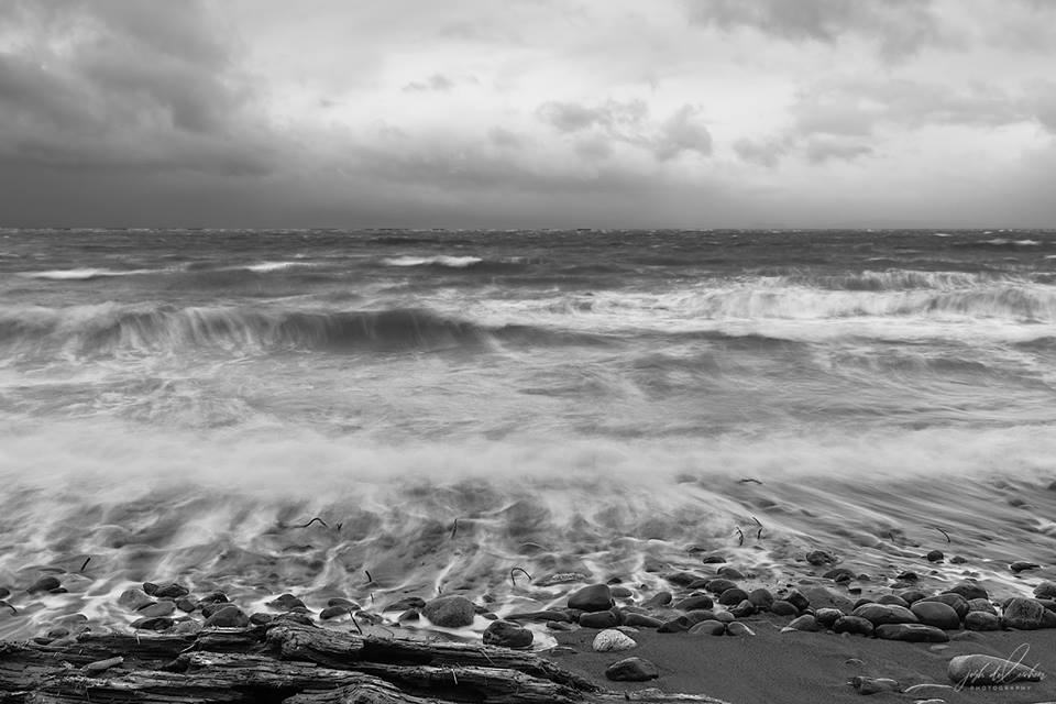 Stormy waters, from Josh DeLeenheer