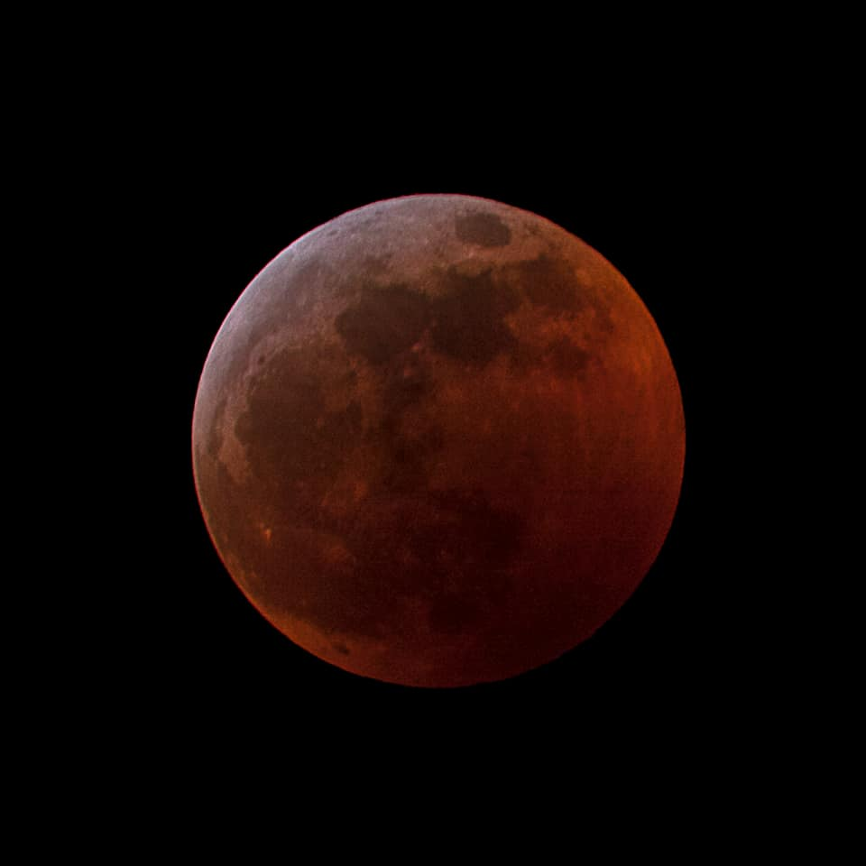 Blood Moon, from Josh DeLeenheer