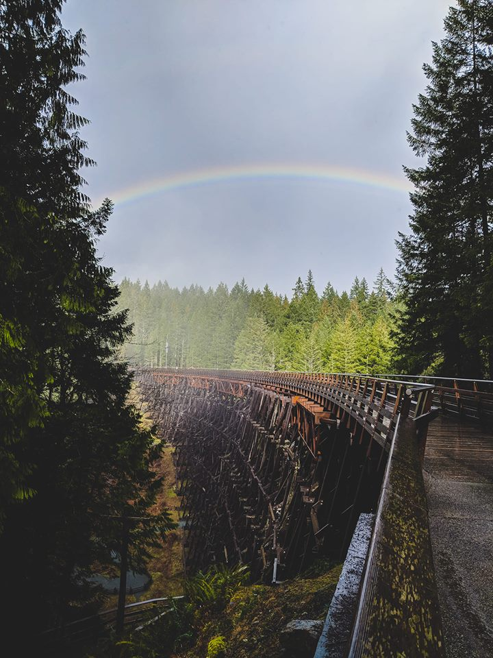 Kinsol Trestle, from Holly Keld Williams