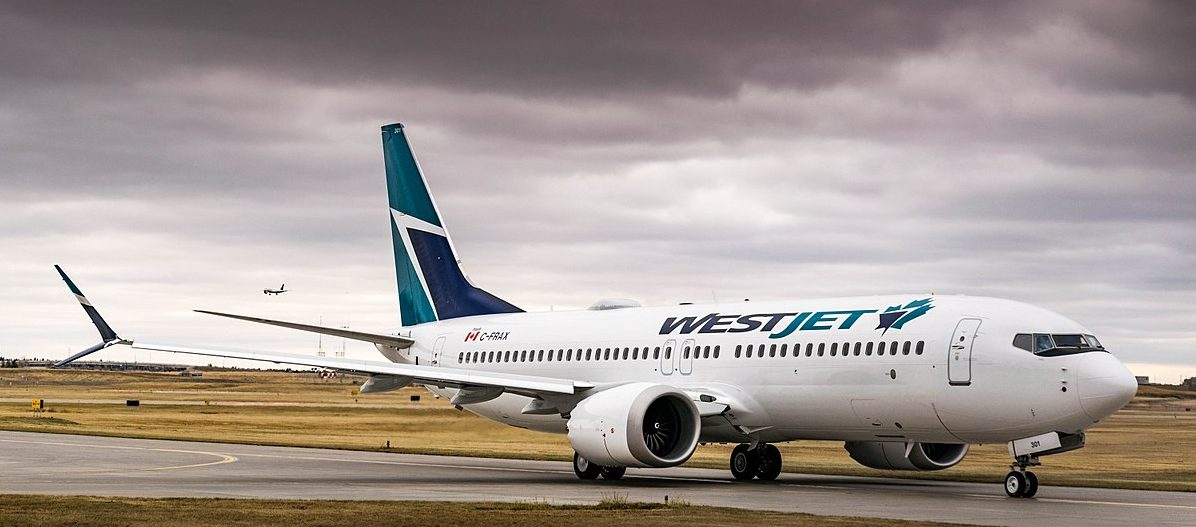 By acefitt from Calgary, Alberta, Canada - WestJet Boeing 737 MAX 8, CC BY 2.0, https://commons.wikimedia.org/w/index.php?curid=63319624