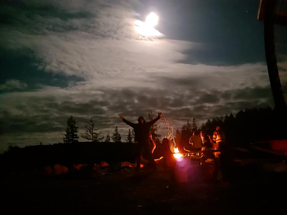 Bonfire, from Dylan Jackman